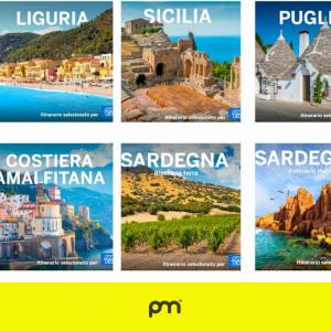 American Express lancia la campagna 'Viaggio in Italia'